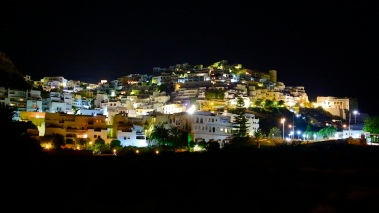 Mojacar by night
